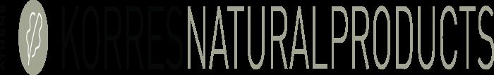Korres Natural Products Logo full