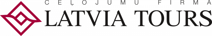 Latvia Tours Logo black