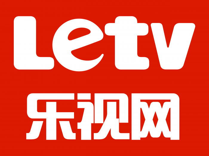 Leshi Internet Information & Technology Logo red