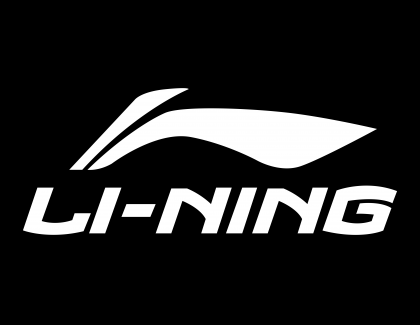 Li Ning Company Limited Logo black
