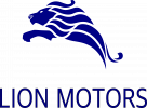 Lion Motors Logo