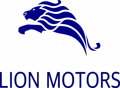 Lion Motors Logo