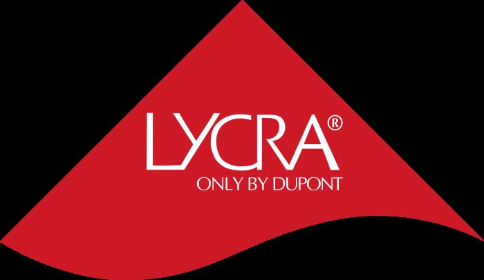 Lycra Logo red
