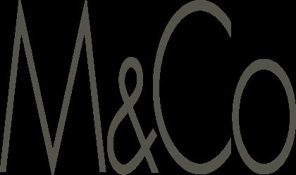 M&Co. Logo