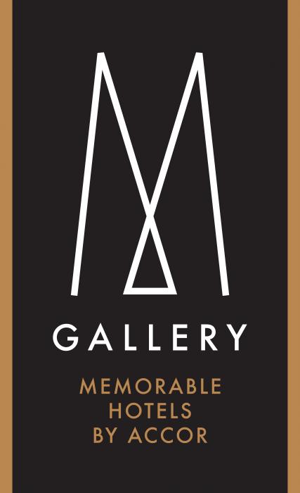 MGallery Logo black