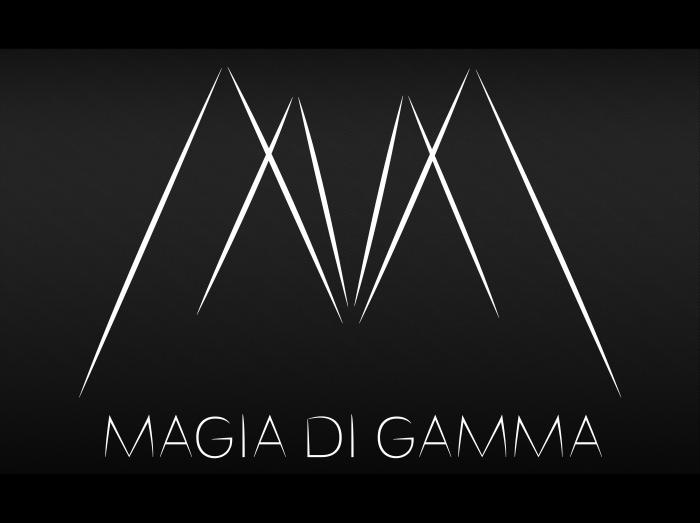 Magia Di Gamma Logo background