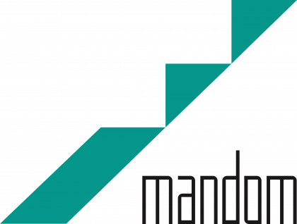 Mandom Corporation Logo