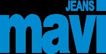 Mavi Jeans Logo blue text