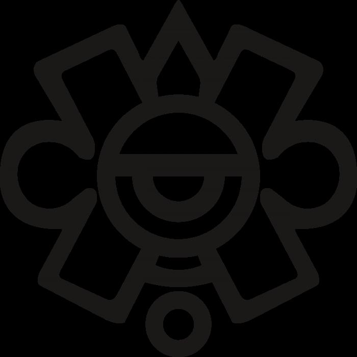 Museo Nacional de Antropología Logo