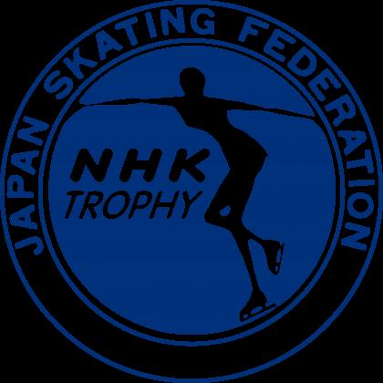 NHK Trophy Logo
