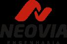 Neovia Engenharia Logo vertically
