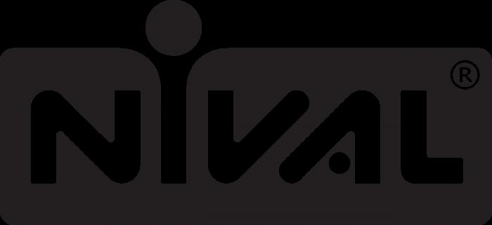 Nival Interactive Logo black