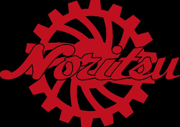 Noritsu Koki Co. Logo red