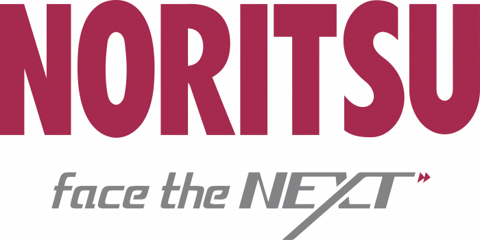 Noritsu Koki Co. Logo text