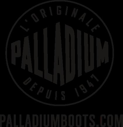 Palladium Boots Logo