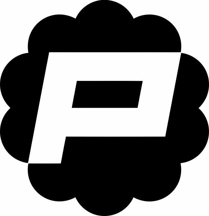 Panic Logo black