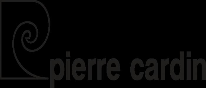 Pierre Cardin Logo black