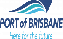 Port of Brisbane Logo