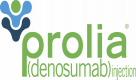 Prolia (Denosumab Injection) Logo