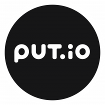 Put.io Logo full