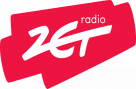 Radio ZET Logo white text