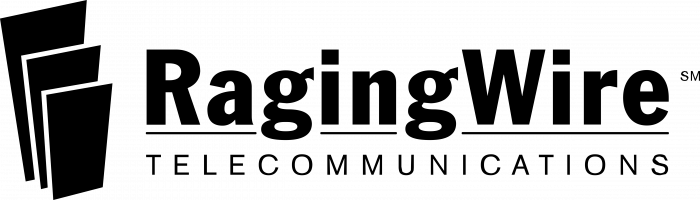 RagingWire Telecommunications Logo