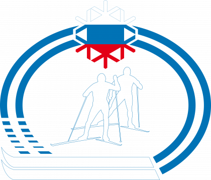 Russian Federation Cross country Skiing Logo