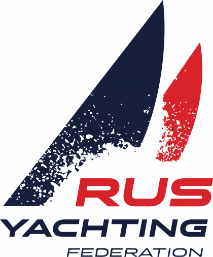 Russian Yachting Federation Logo