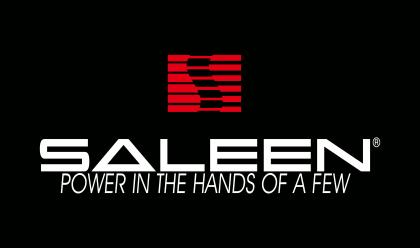 Saleen Mustang Logo full