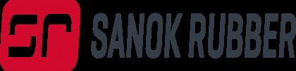 Sanok Rubber Company Logo