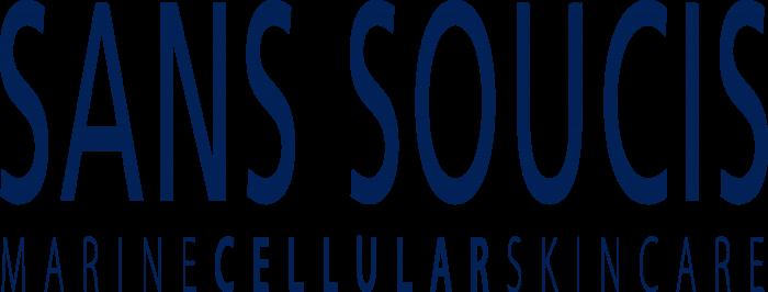 Sans Soucis Logo old text