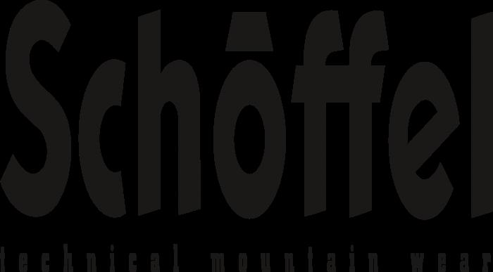 Schöffel Logo black