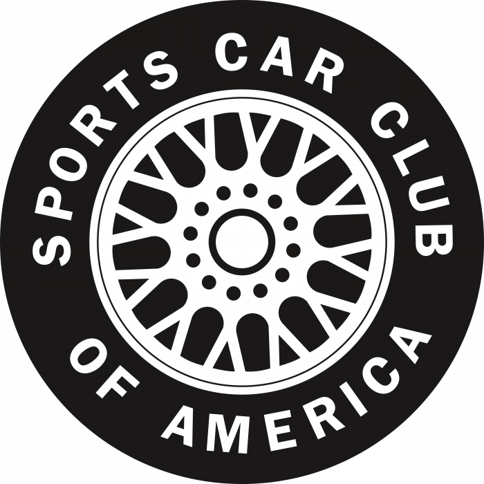 Sports Car Club of America Logo