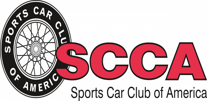 Sports Car Club of America Logo full