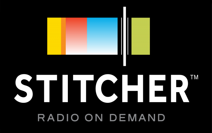 Stitcher Logo old black