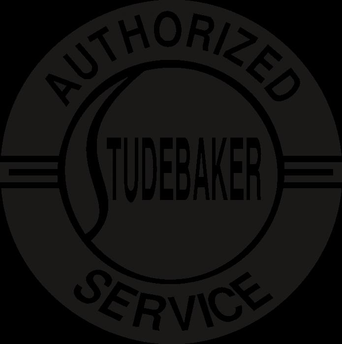 Studebaker Logo black 2