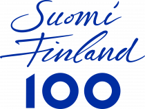 Suomi Finland 100 Logo