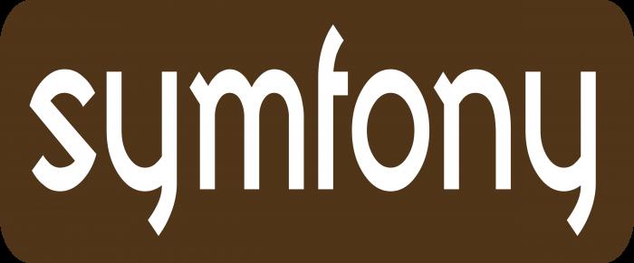 Symfony Logo text