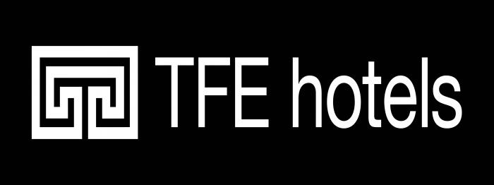 TFE Hotels Logo horizontally