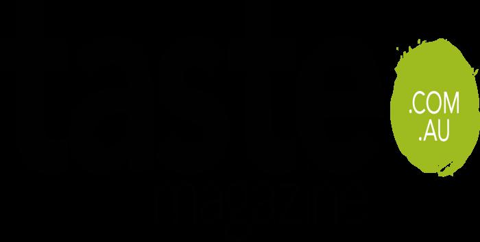 Taste Logo black