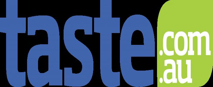 Taste Logo blue