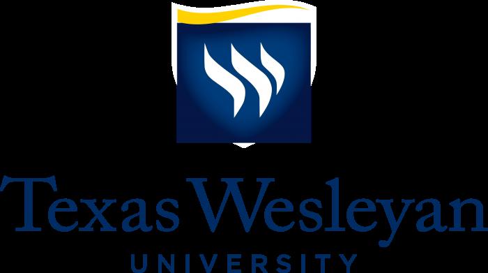 Texas Wesleyan University Logo full