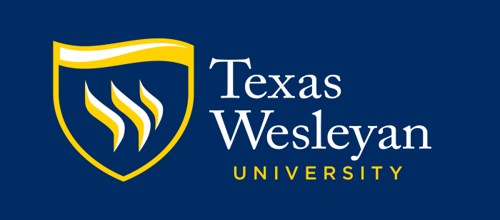 Texas Wesleyan University Logo full 1