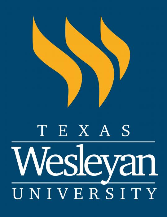 Texas Wesleyan University Logo old
