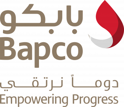 The Bahrain Petroleum Company Logo full