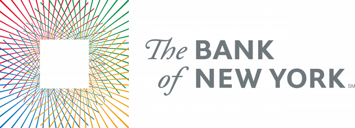 The Bank of New York Logo