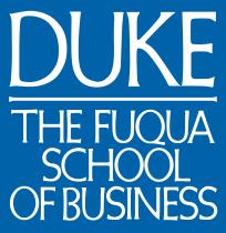 The Fuqua School of Business Logo