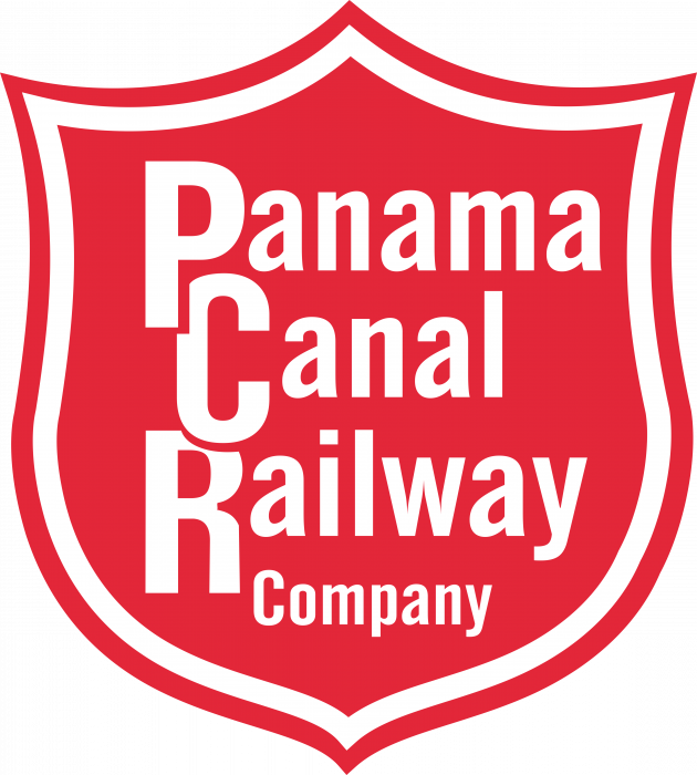 The Panama Canal Railway Company Logo