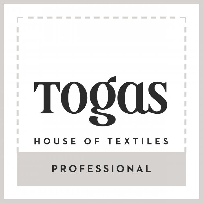 Togas Logo white