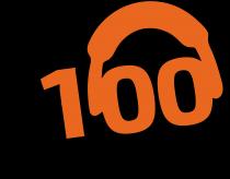 Top100station Logo